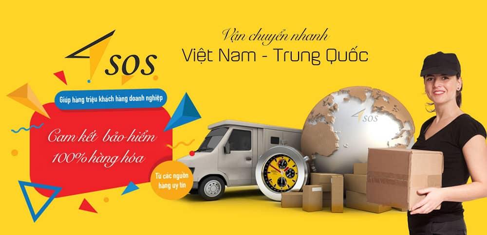 Vận chuyển Việt Nam Trung Quốc