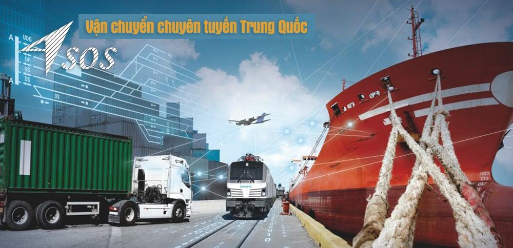 Vận chuyển chuyên tuyến Việt Nam - Trung Quốc