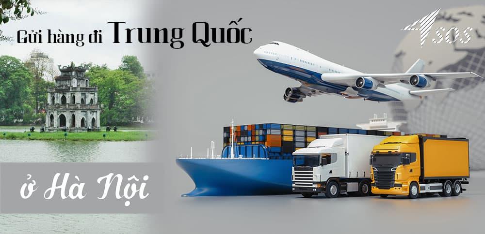 Gửi hàng đi Trung Quốc ở Hà Nội