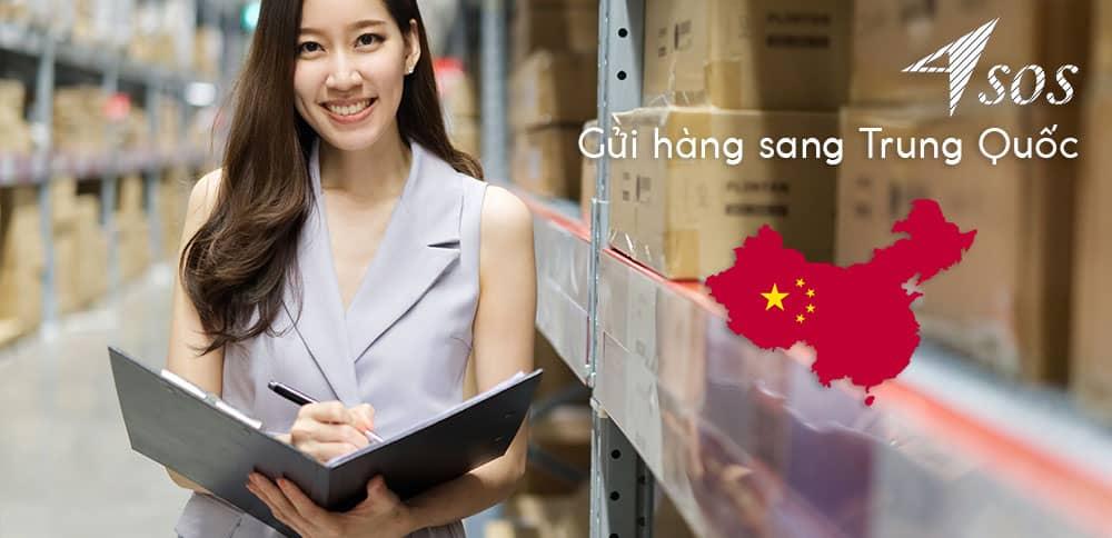 Gửi hàng sang Trung Quốc