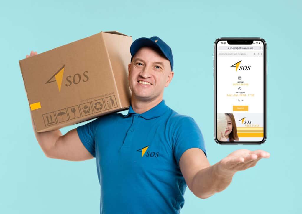 Dịch vụ SOS giao hàng trung quốc